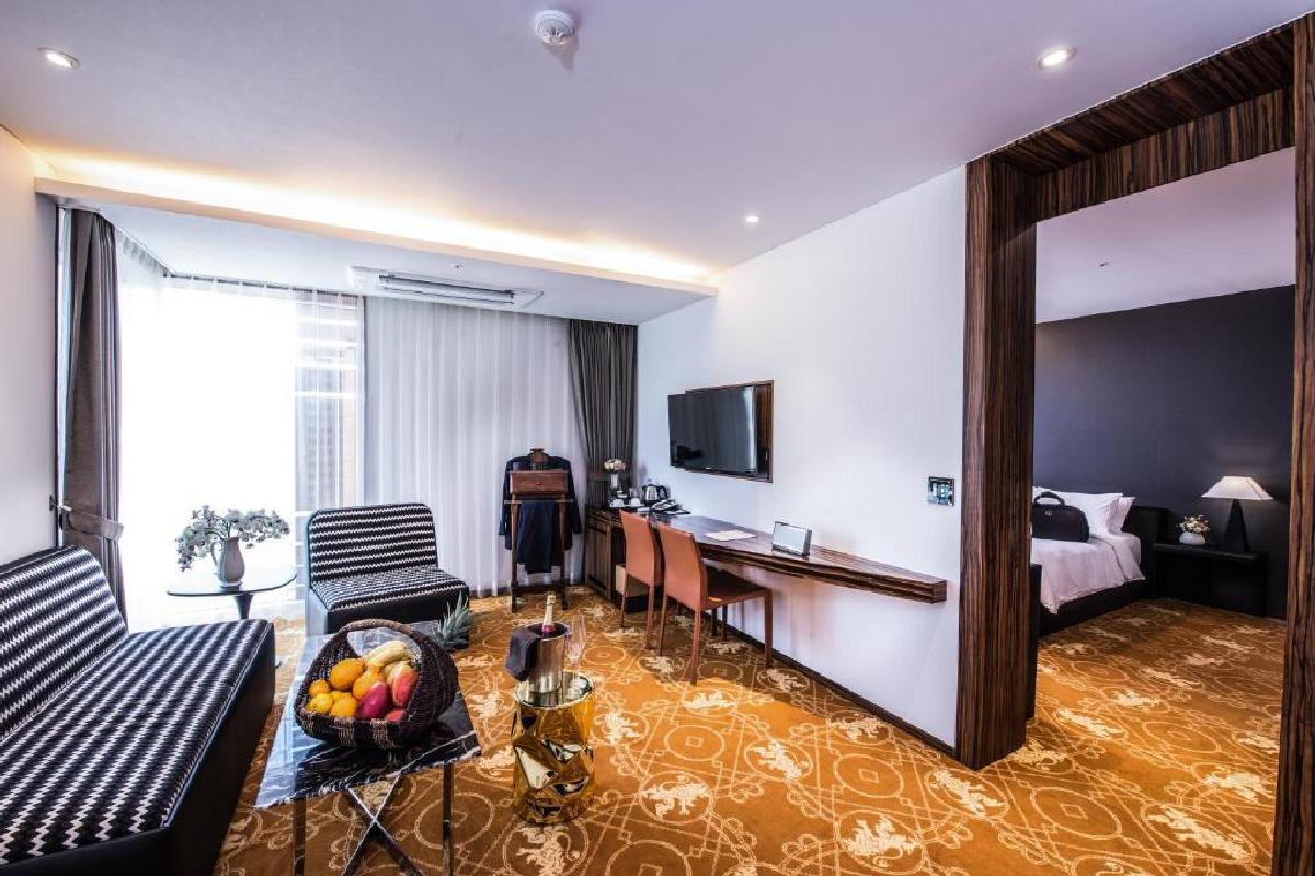Hotel Leo – Apartament typu Suite