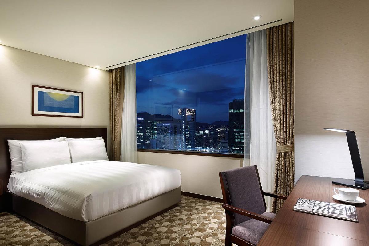 Hotel Lotte Myeongdong – Pokój typu Standard