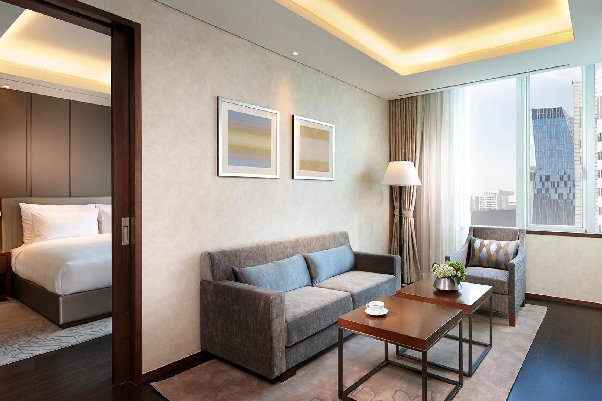 Hotel Lotte Myeongdong – Pokój typu Superior Suite