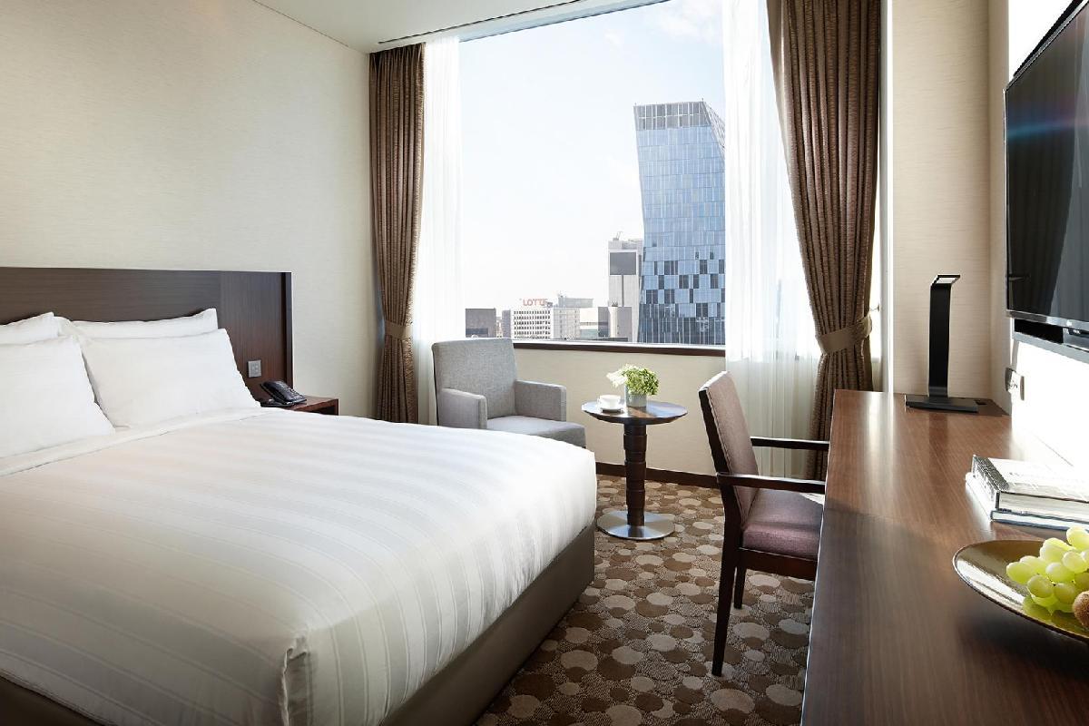 Hotel Lotte Myeongdong – Pokój typu Superior