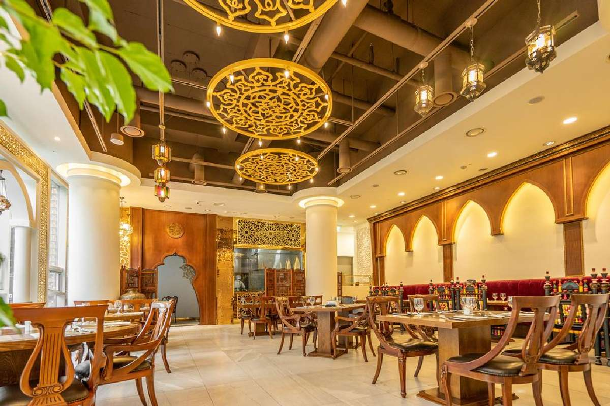 Hotel Lotte Myeongdong – Restauracja Saffron