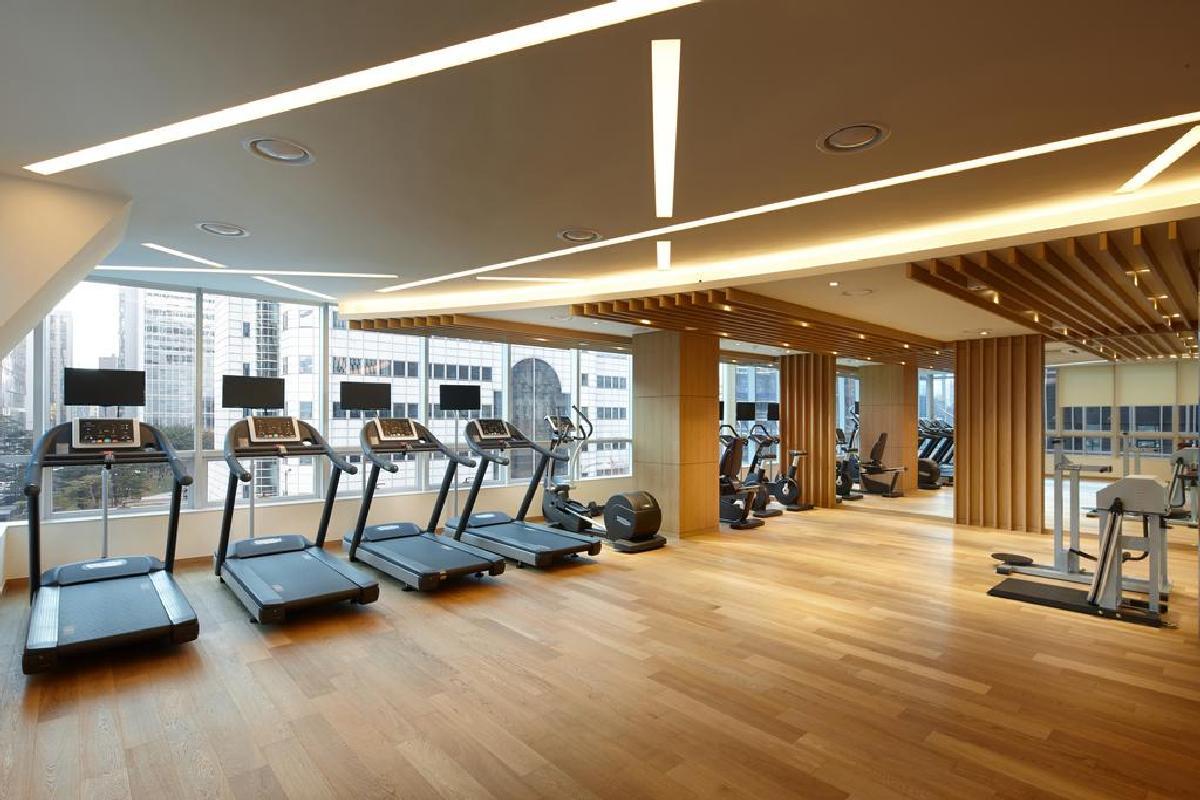 Hotel Lotte Myeongdong – Siłownia