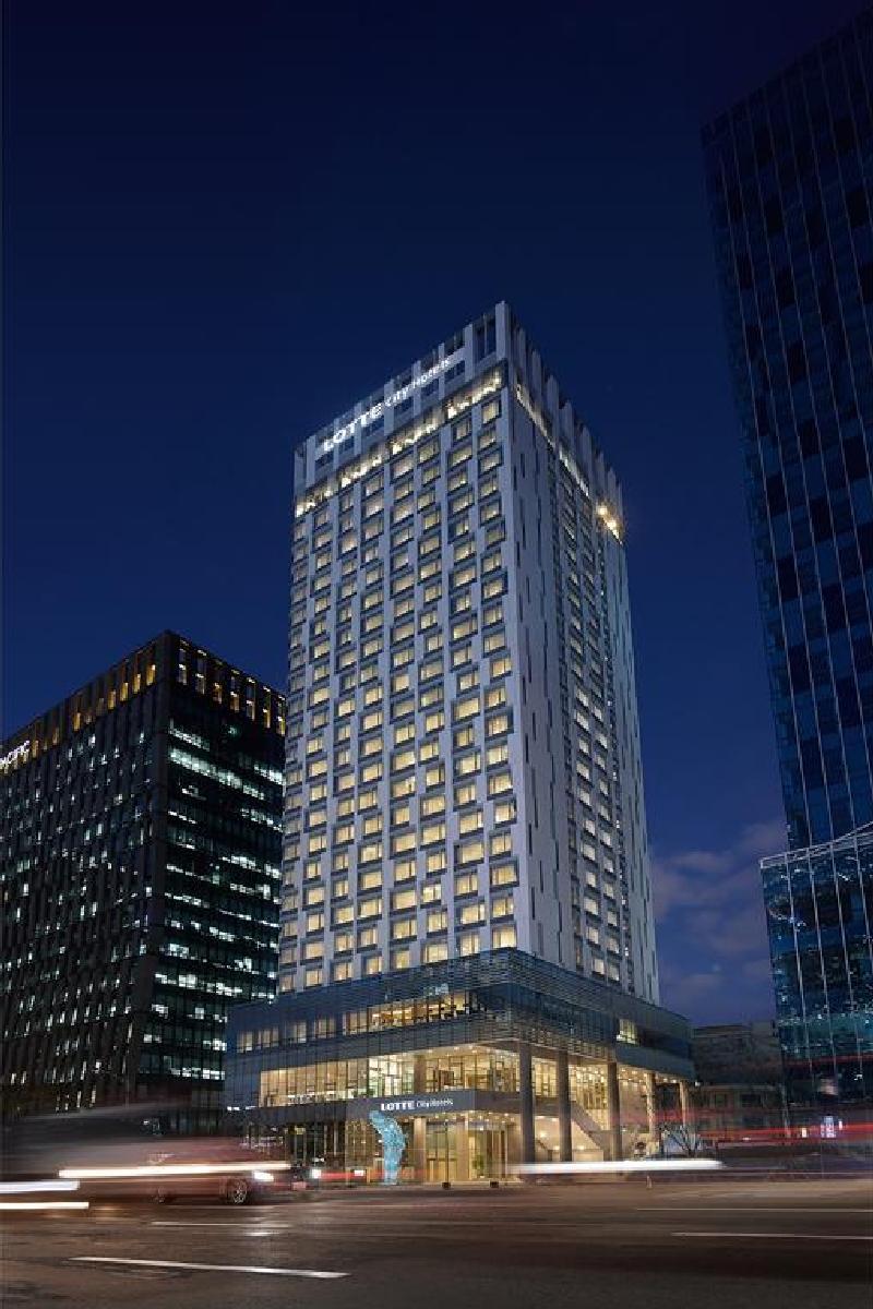 Hotel Lotte Myeongdong