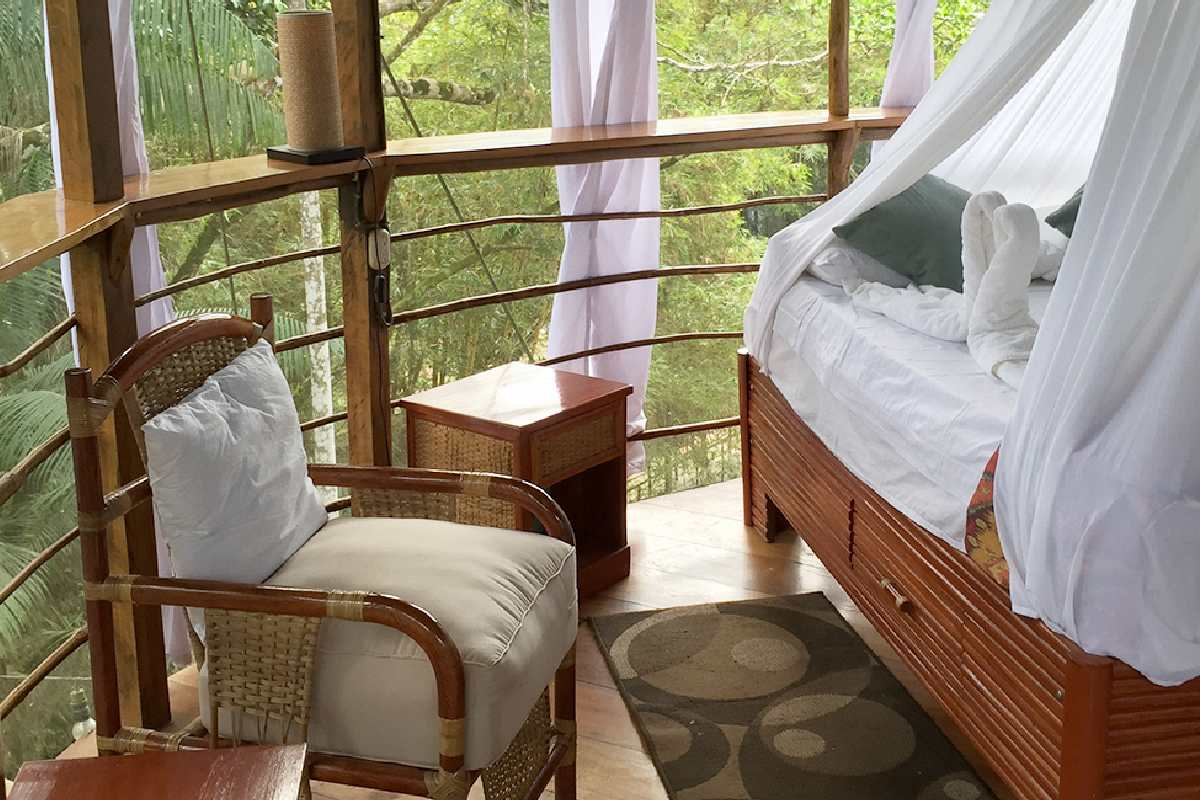 Treehouse Lodge Peruvian Amazon – Bamboo House