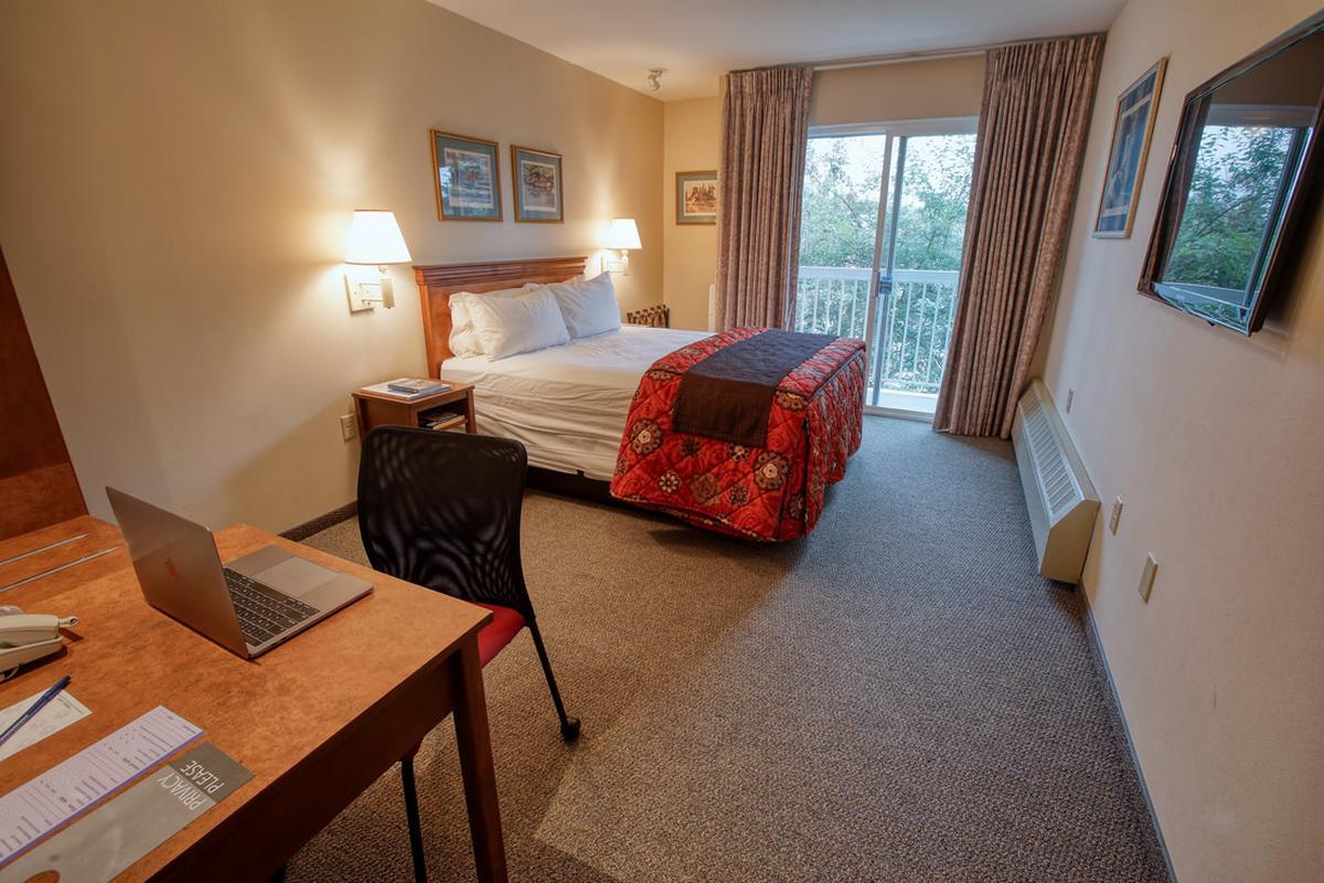 Bear Lodge – Pokój z łóżkiem typu Queen