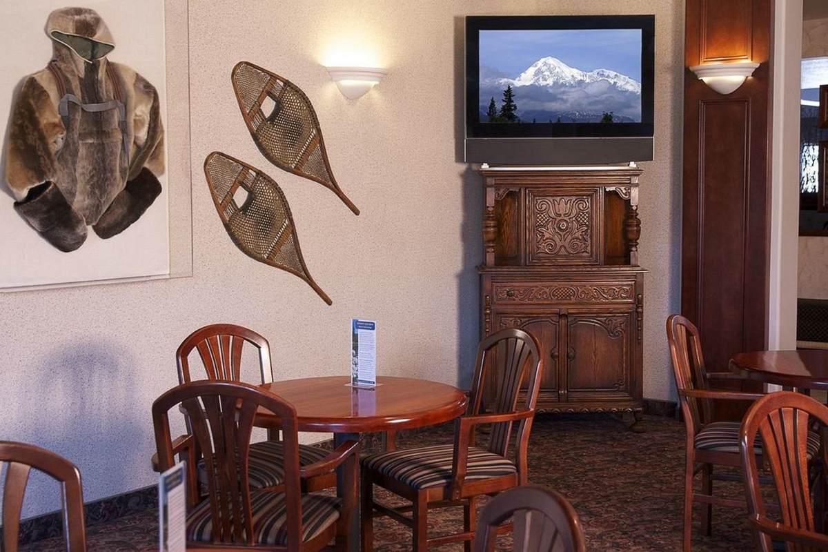 Bear Lodge – Restauracja