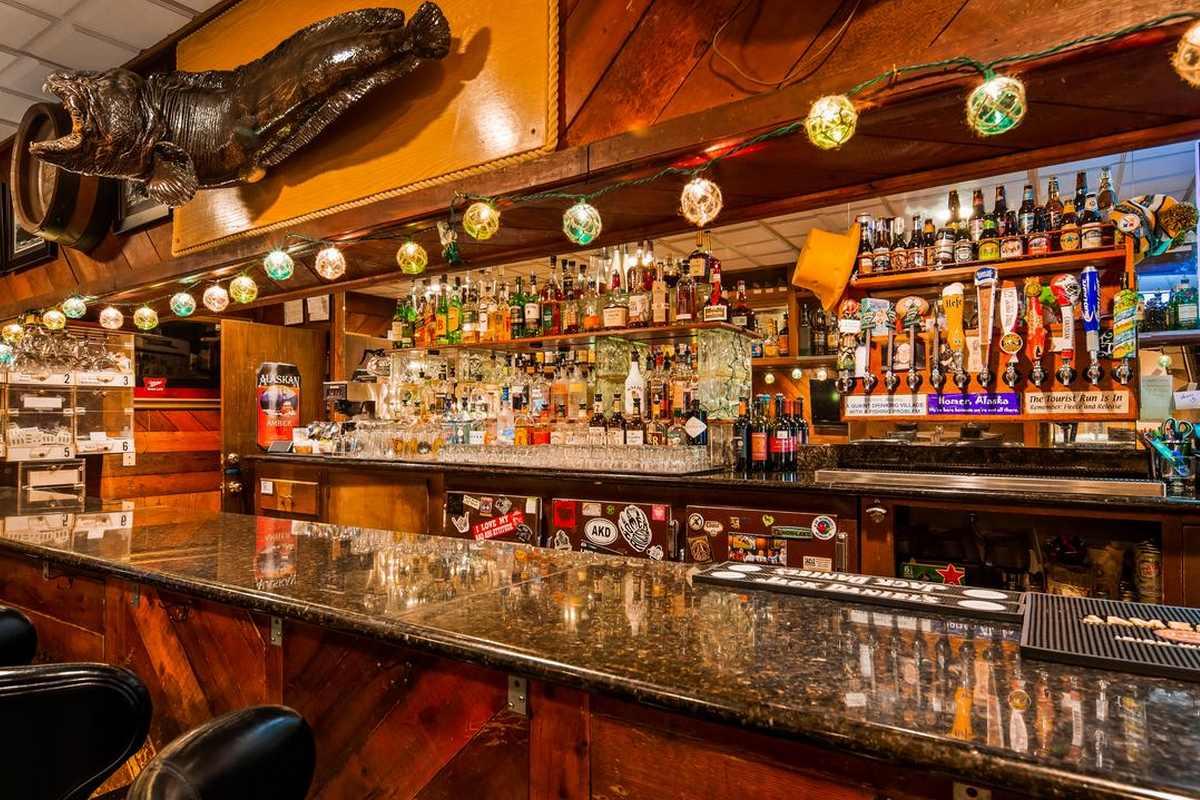 Best Western Bidarka Inn – Bar
