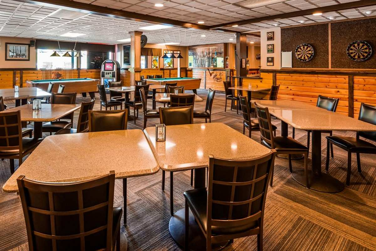 Best Western Bidarka Inn – Restauracja