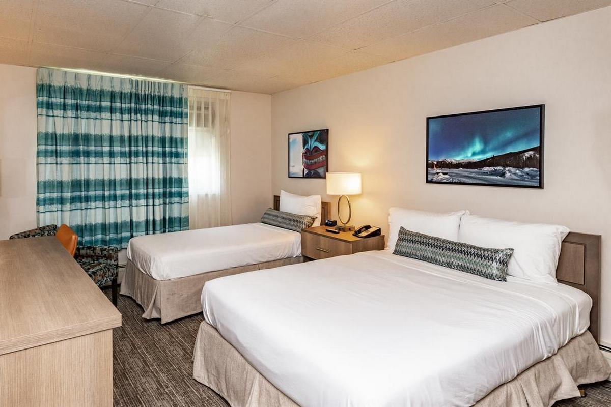 Bridgewater – Pokój z łóżkami typu Queen i Twin