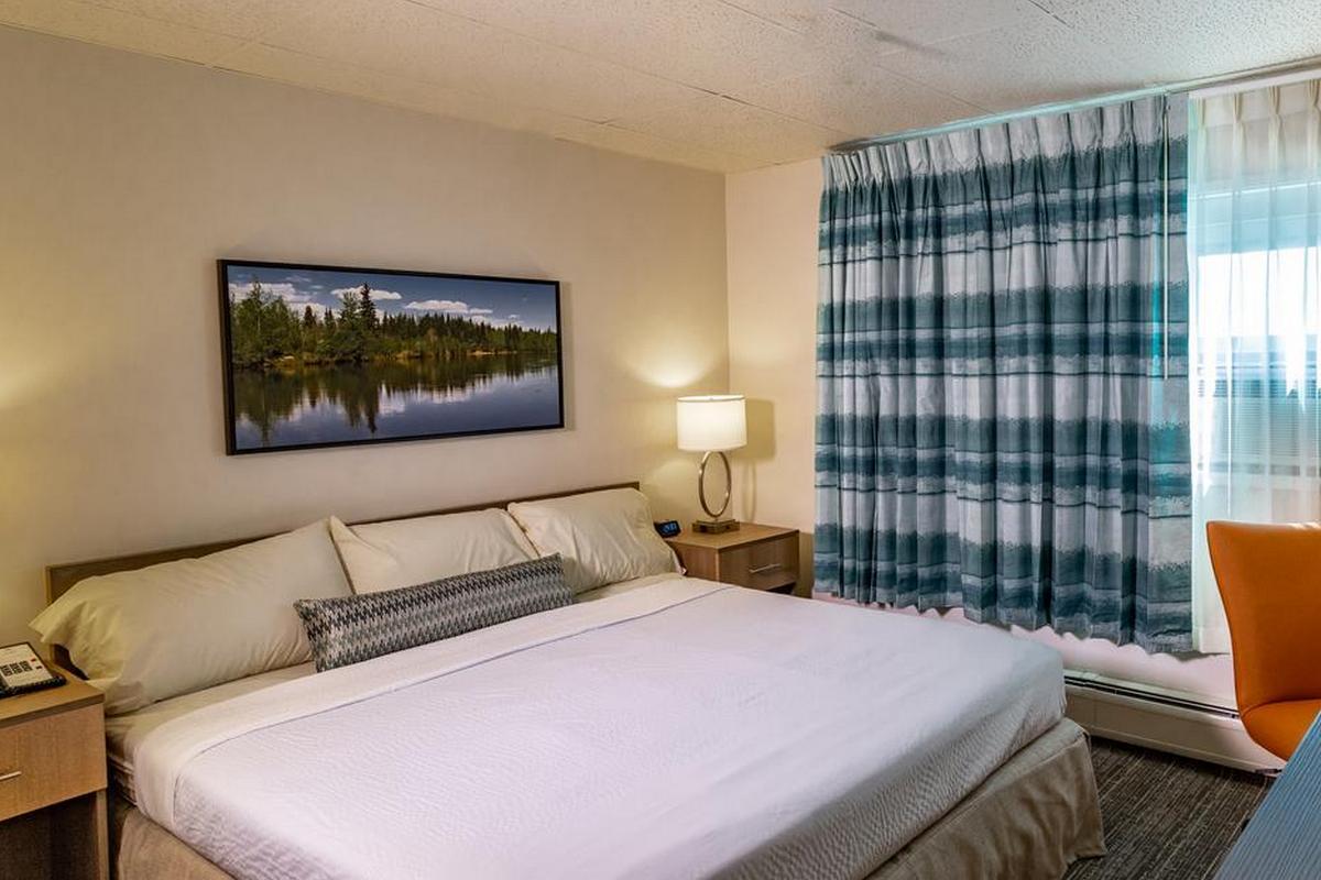 Bridgewater – Pokój z łóżkiem typu King