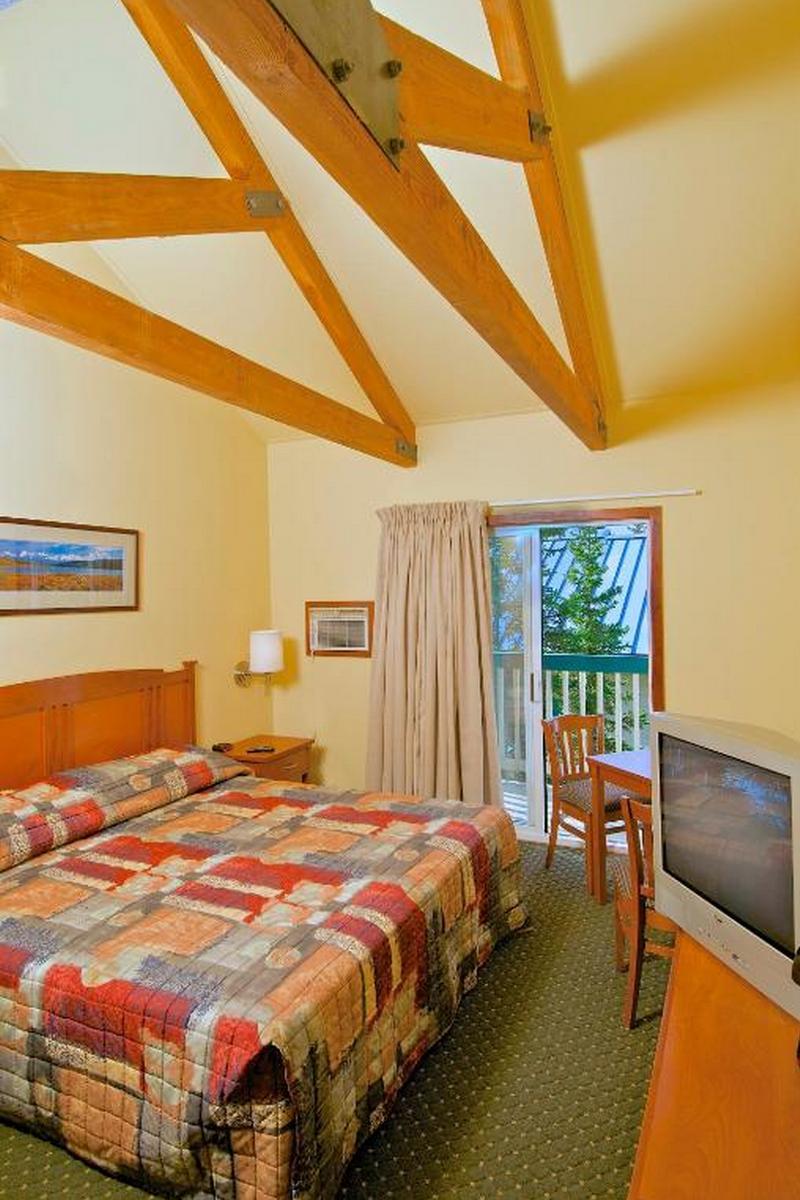 Denali Bluffs – Pokój Deluxe z łóżkiem typu Queen