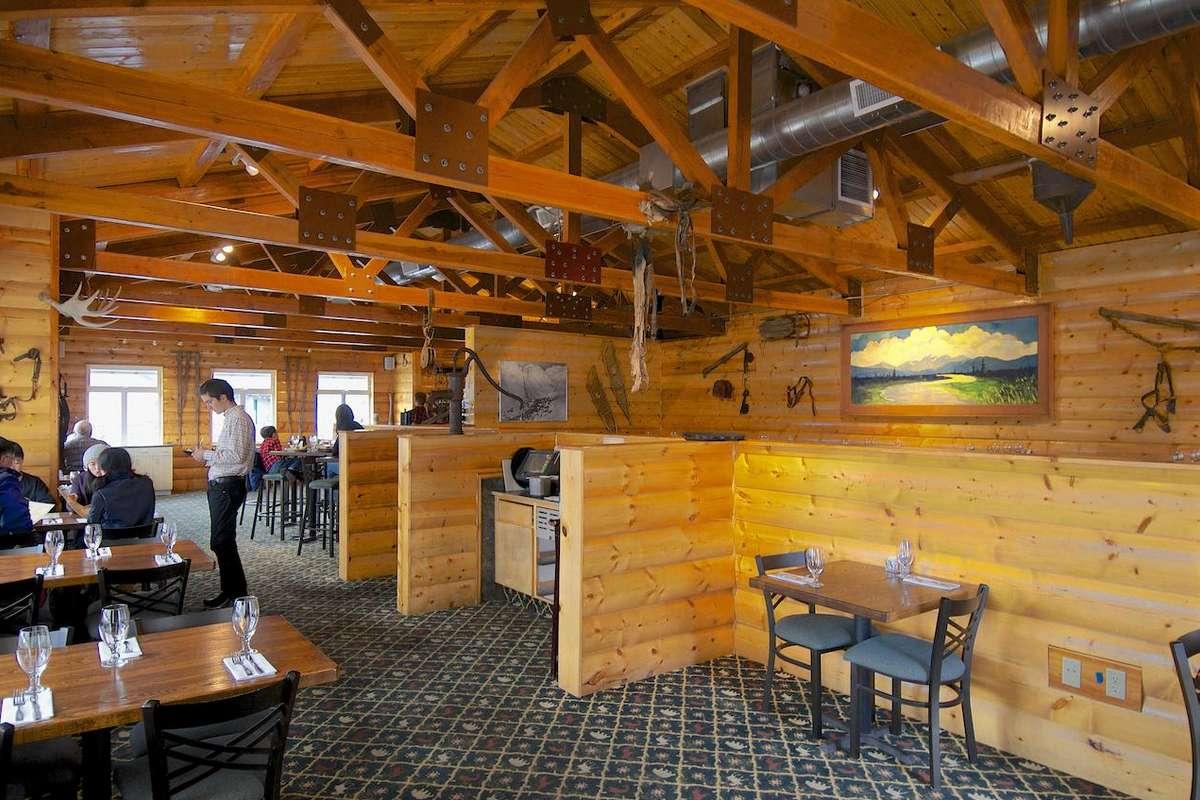 Denali Bluffs – Restauracja