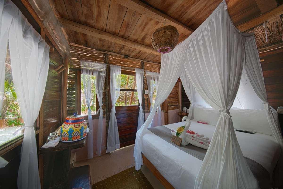 Ahau Tulum – Bali Huts