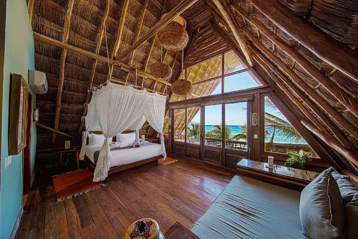 Ahau Tulum – Beach Cabana
