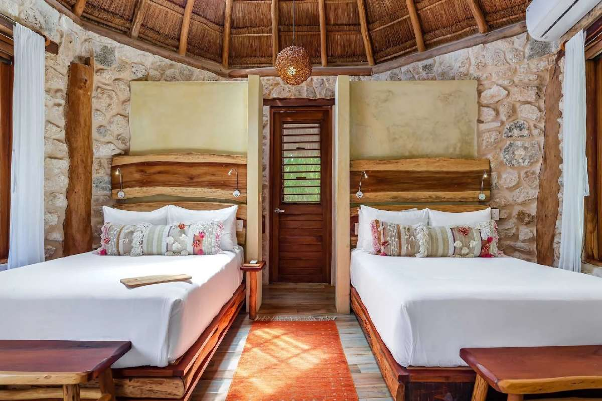 Alaya Tulum – Partial Ocean View Double Suite