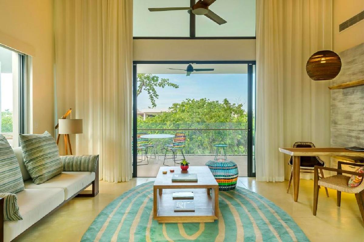 Andaz Mayakoba – Apartament typu Ada Andaz Suite