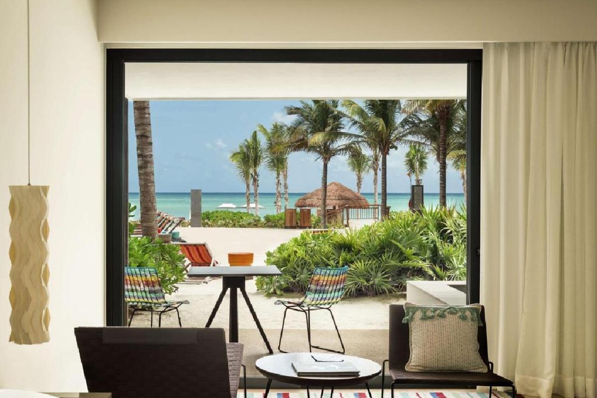 Andaz Mayakoba – Apartament typu Studio z widokiem na ocean