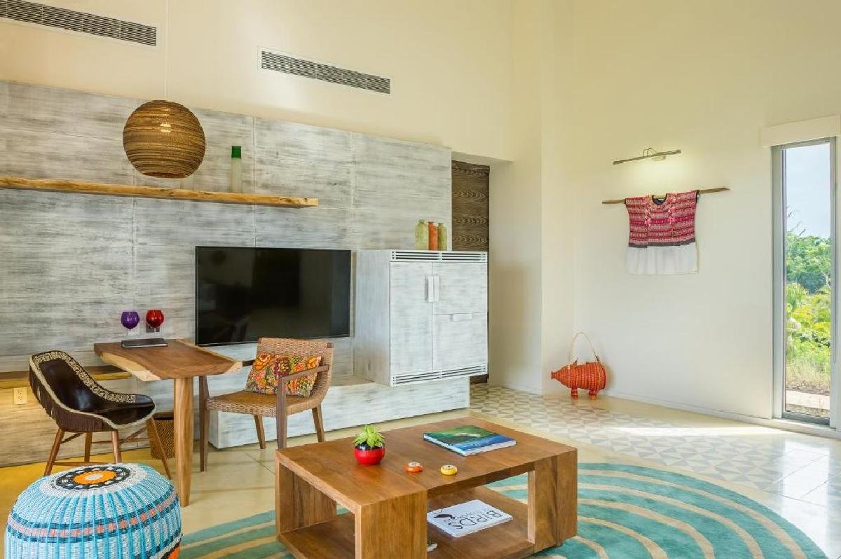 Andaz Mayakoba – Apartament z widokiem na plażę