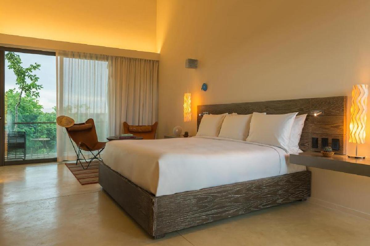 Andaz Mayakoba – Pokój z łóżkiem typu king-size
