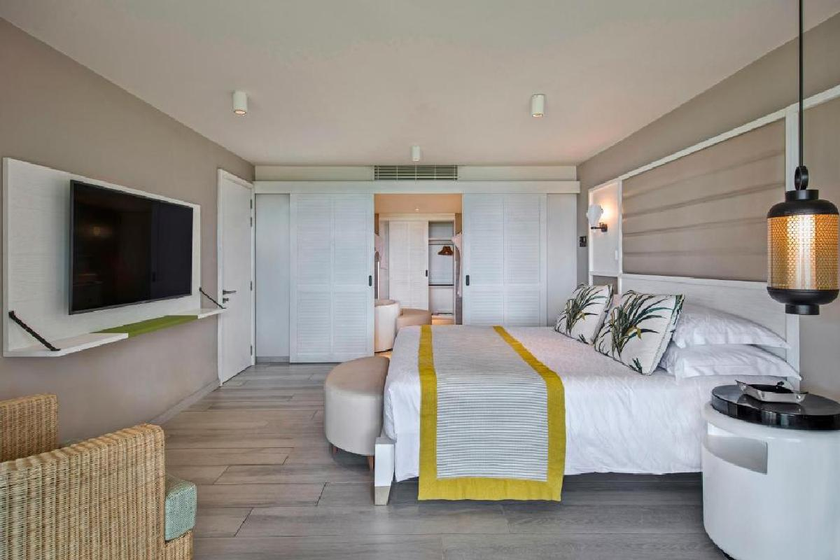 Constance Belle Mare Plage – Apartament typu Deluxe Suite z widokiem na morze