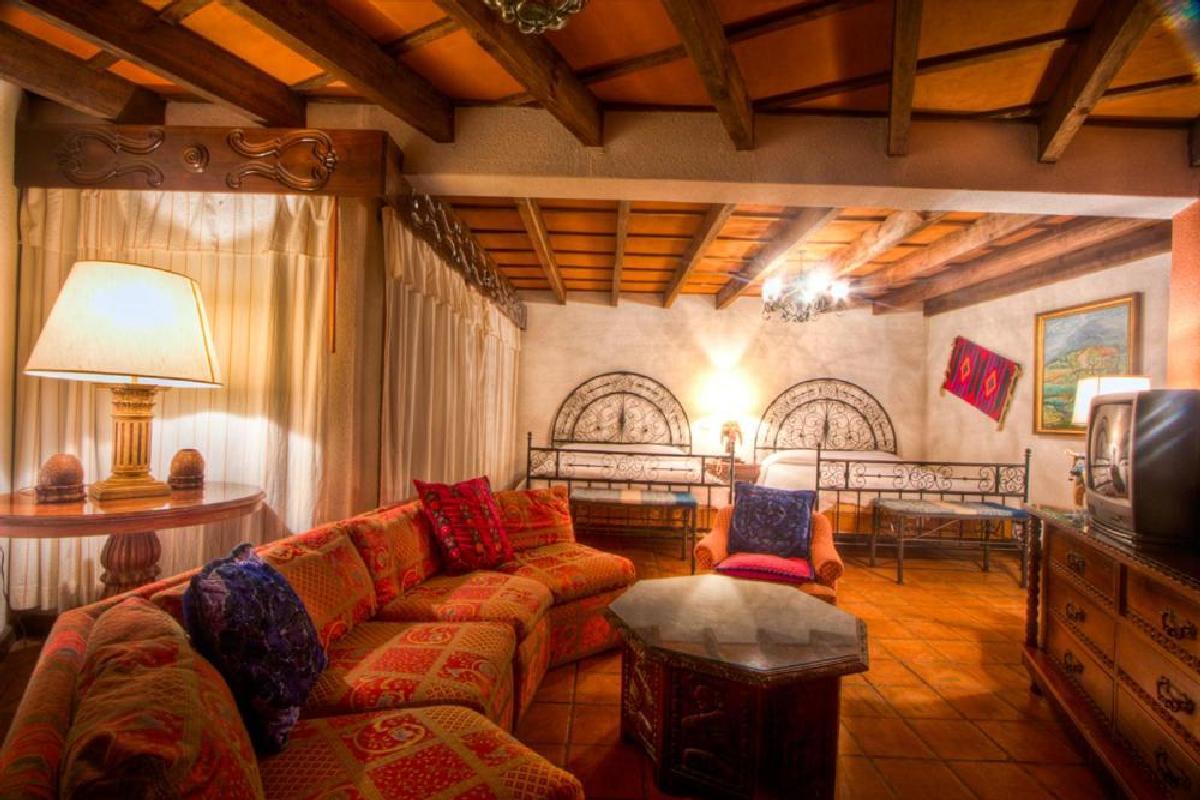 Hotel Atitlan – Apartament typu Junior Suite
