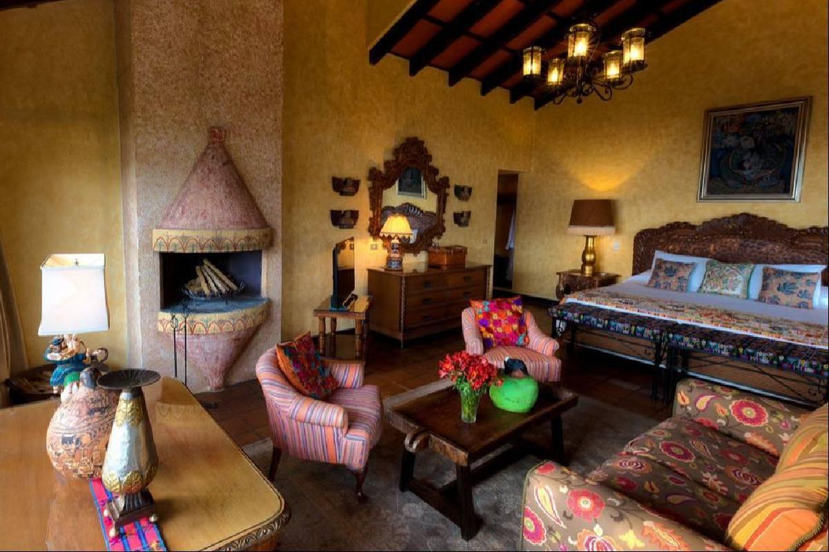 Hotel Atitlan – Apartament typu Master Suite