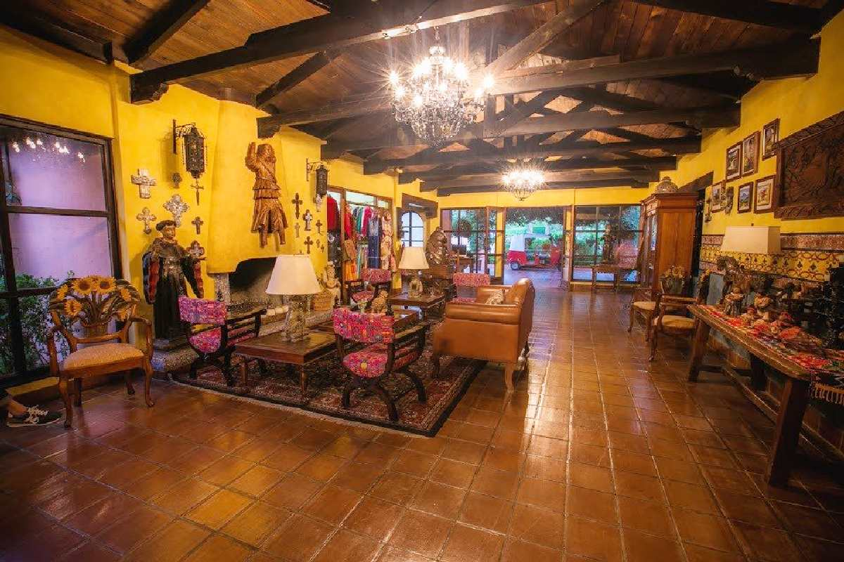 Hotel Atitlan – Lobby