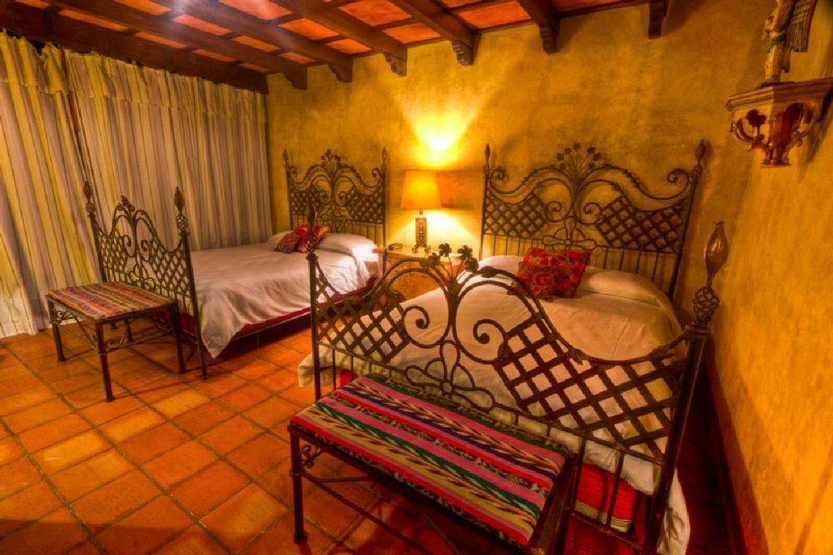 Hotel Atitlan – Pokój typu Standard