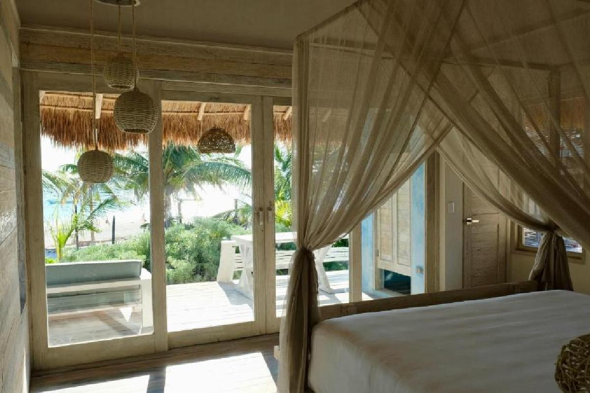 Kai Tulum – Apartament typu Suite z łóżkiem typu king-size