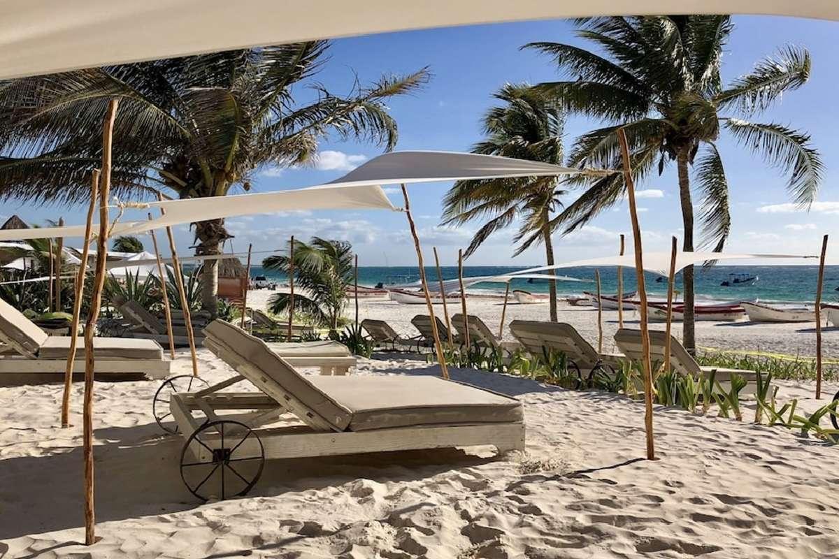 Kai Tulum – Plaża