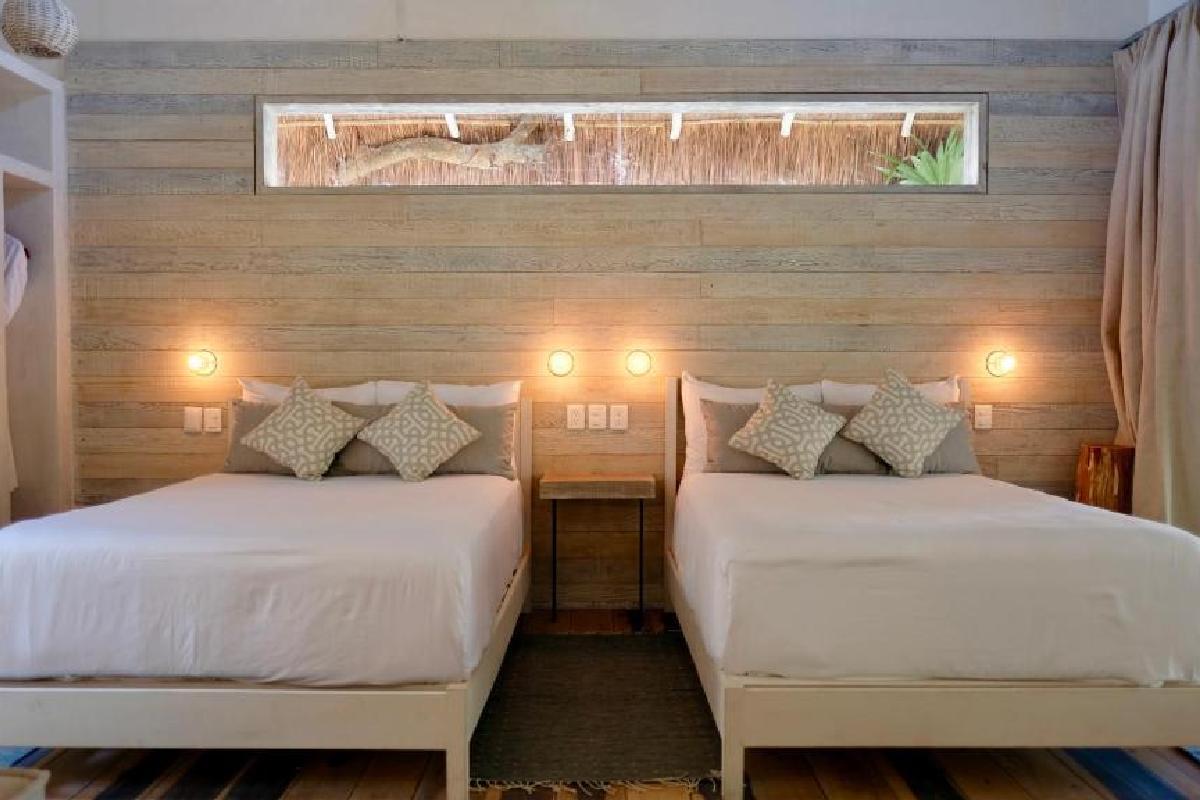 Kai Tulum – Apartament typu Suite z dwoma łóżkami