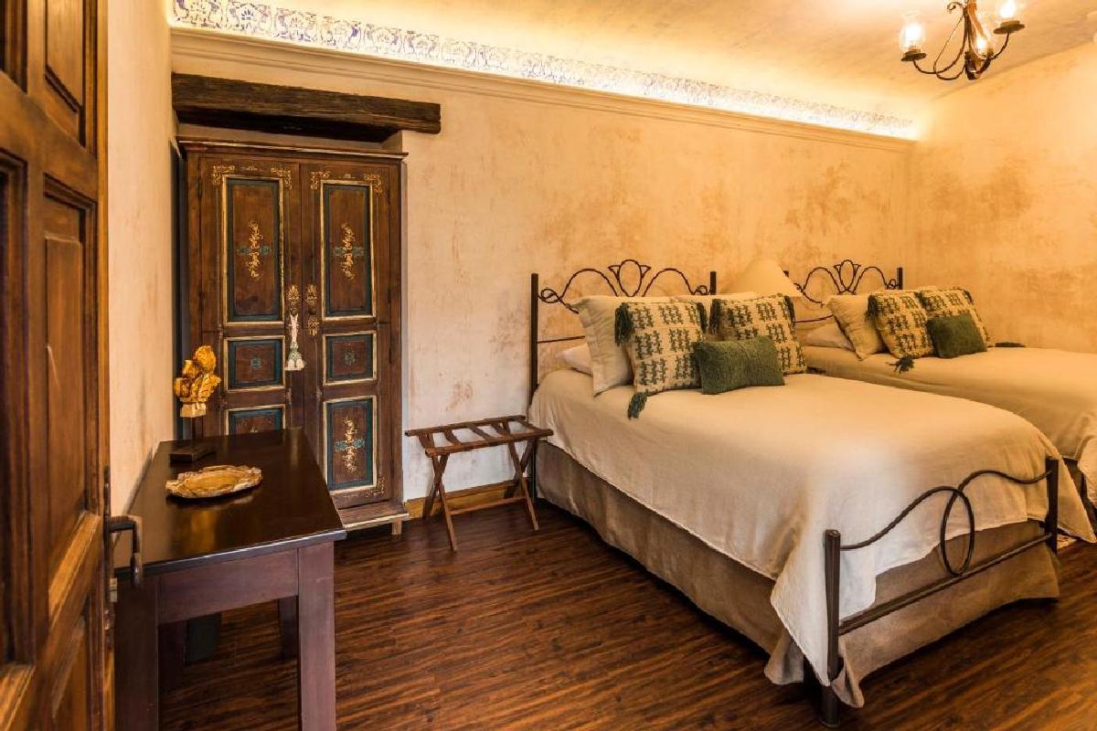 Los Pasos – Apartament typu Junior Suite z dwoma łóżkami