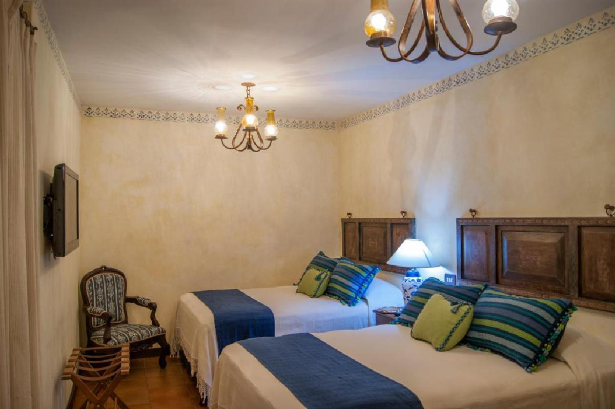 Los Pasos – Apartament typu Standard Suite z dwoma łóżkami
