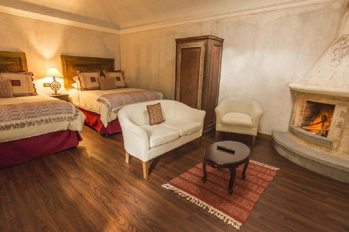 Los Pasos – Apartament typu Superior Suite