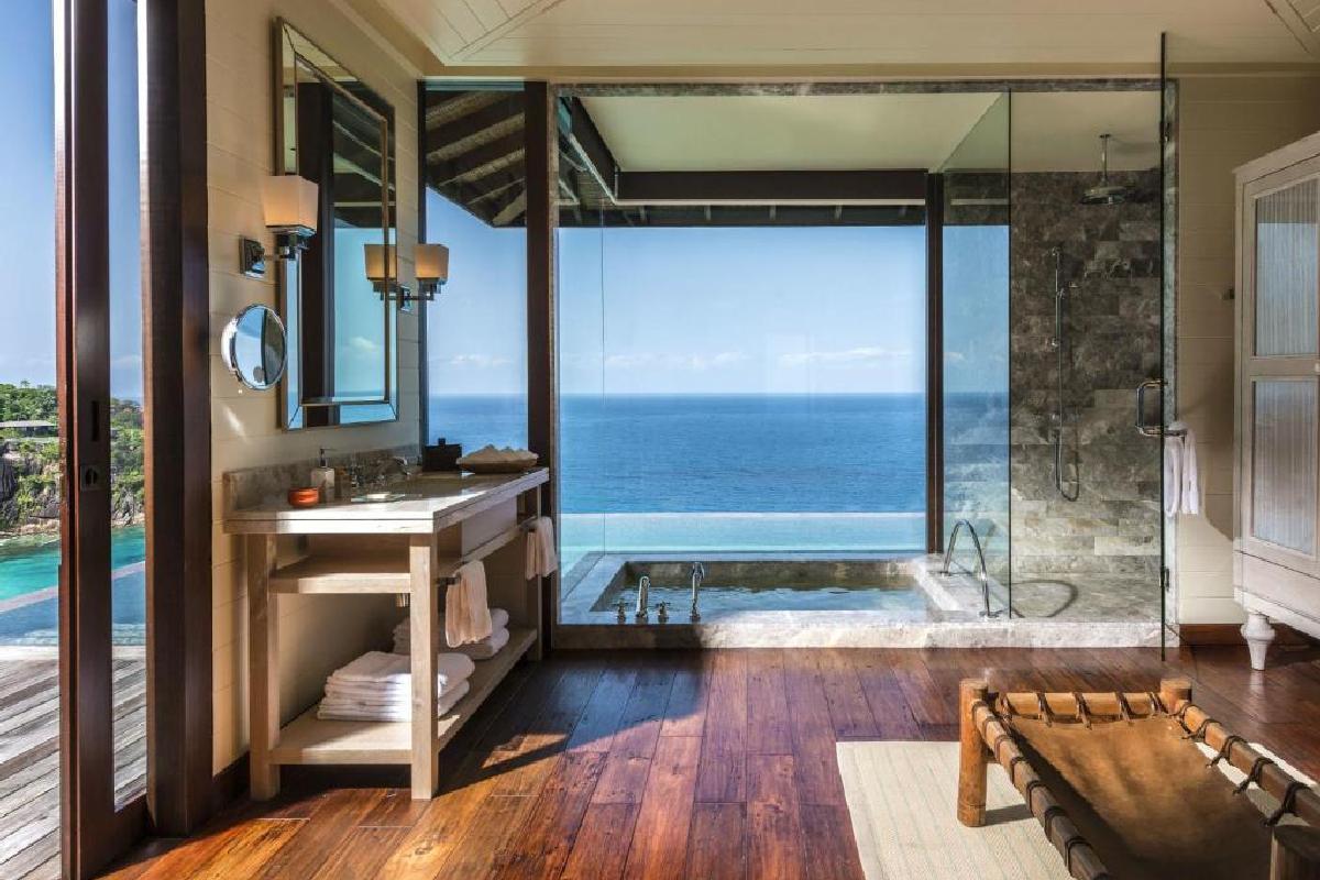 Four Seasons – Hilltop Villa z widokiem na ocean