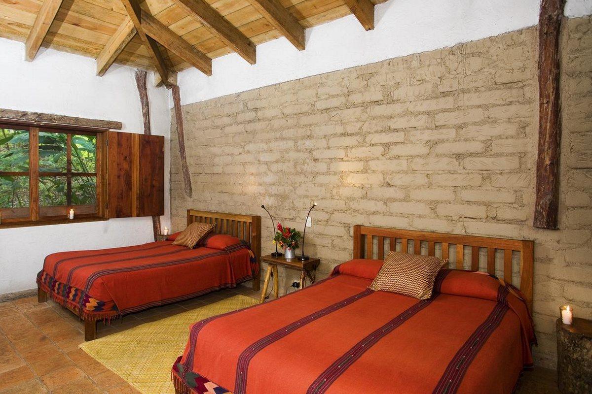 Hacienda San Lucas – Pokój Dwuosobowy typu Deluxe