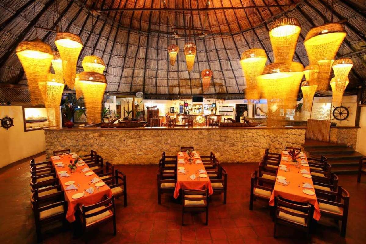 Villa Caribe – Restauracja