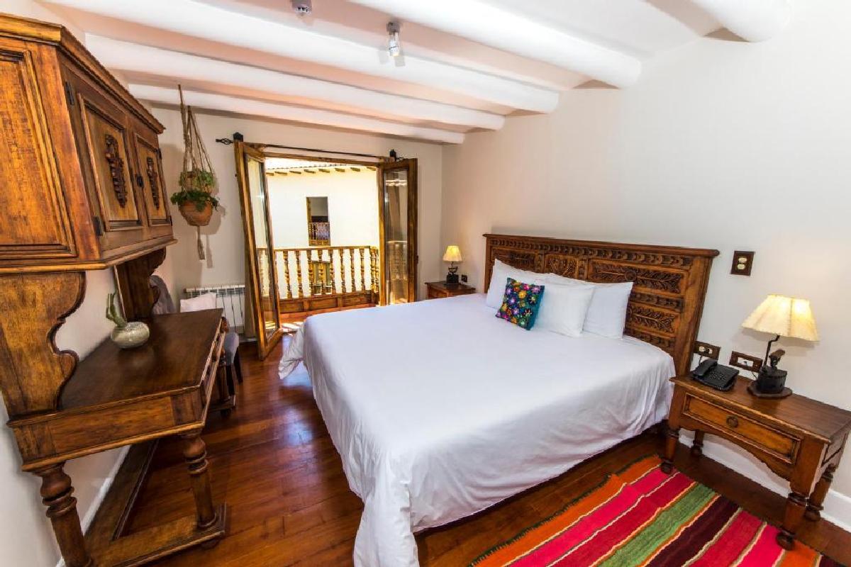 Antigua Casona San Blas – Pokój typu Superior