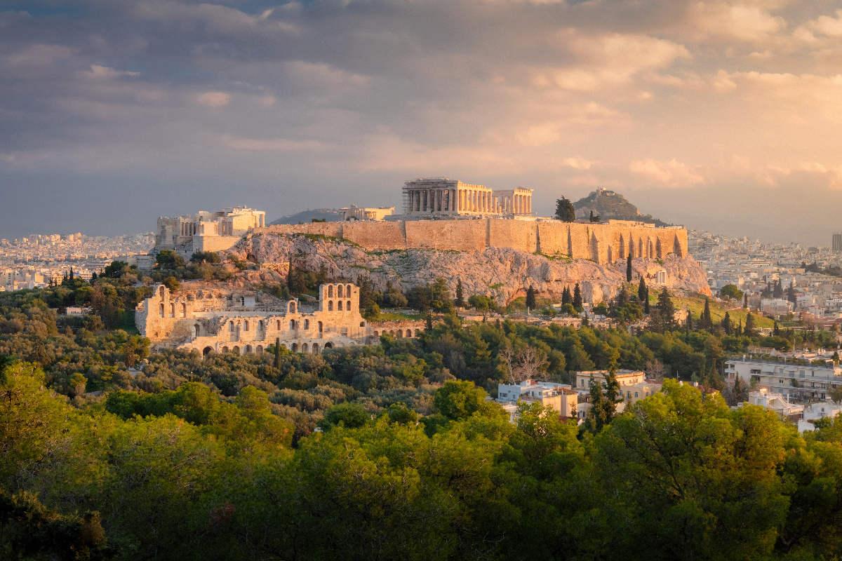 Ateny – Akropol