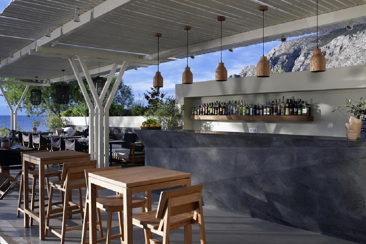 Bellonias Villas – Bar