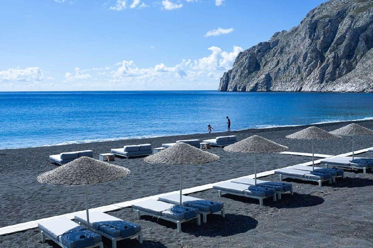 Bellonias Villas – Plaża