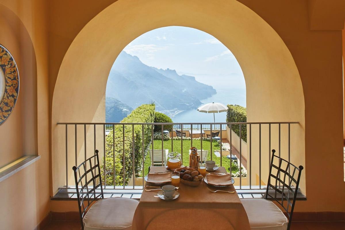 Belmond Hotel Caruso – Deluxe Sea View Balcony