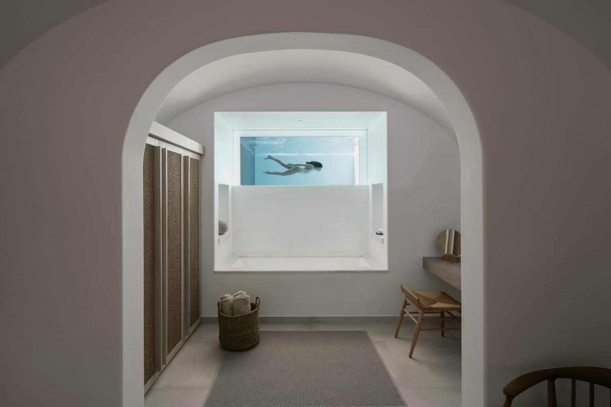 Canaves Oia Epitome – Aqua Retreat Two Bedroom Pool Villa