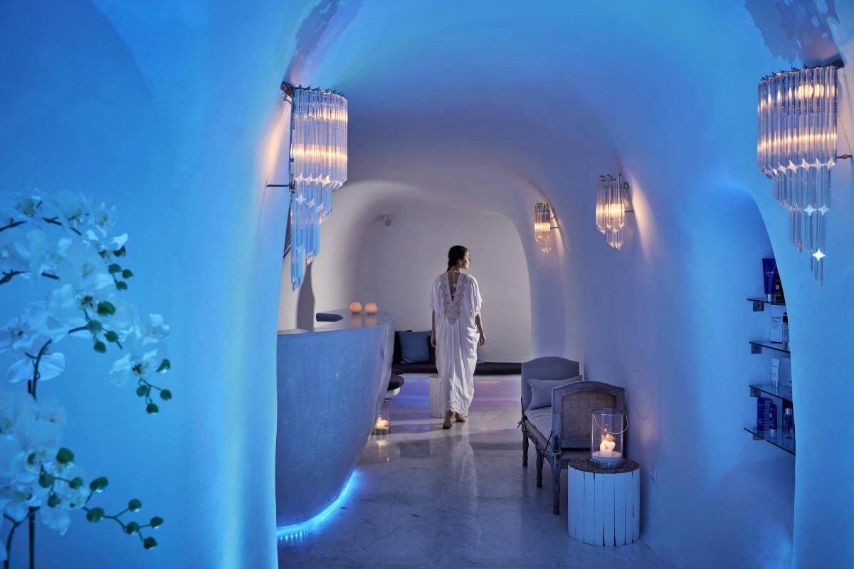 Canaves Oia Suites – SPA