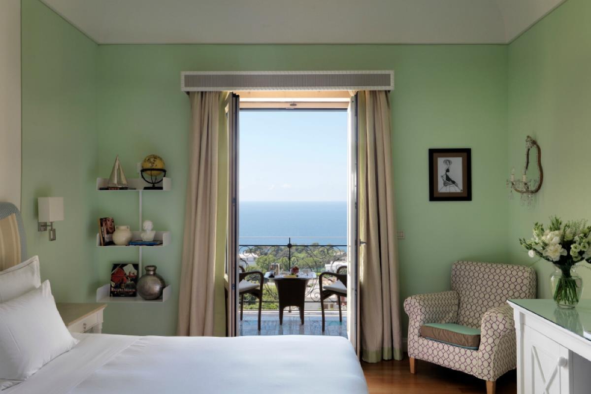 Capri Tiberio Palace – Deluxe Sea View