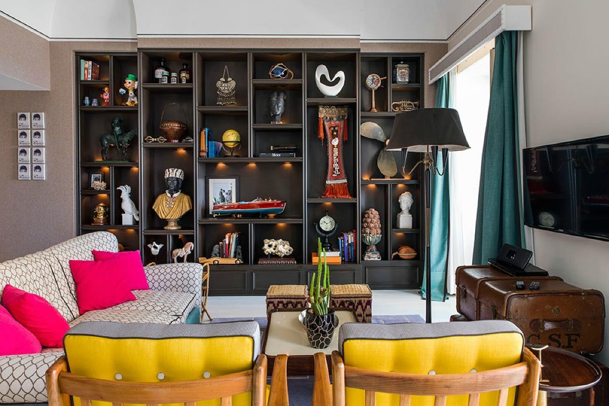 Capri Tiberio Palace – One Bedroom Suite