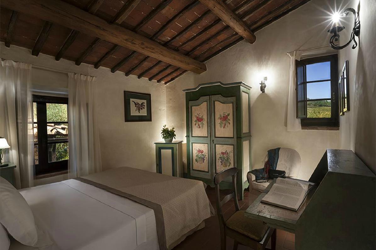 Castello di Spaltenna – Classic Room