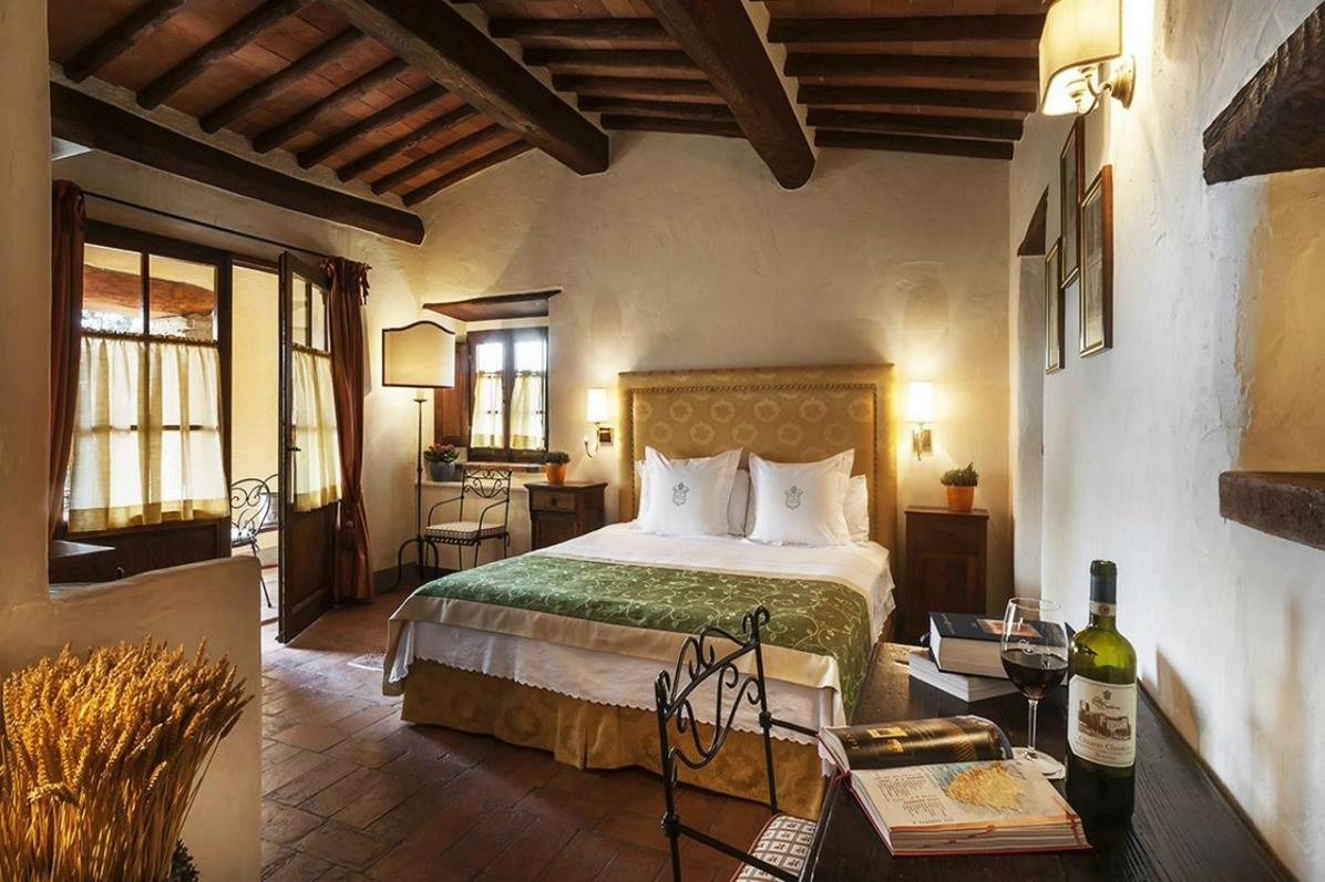 Castello di Spaltenna – Deluxe Room