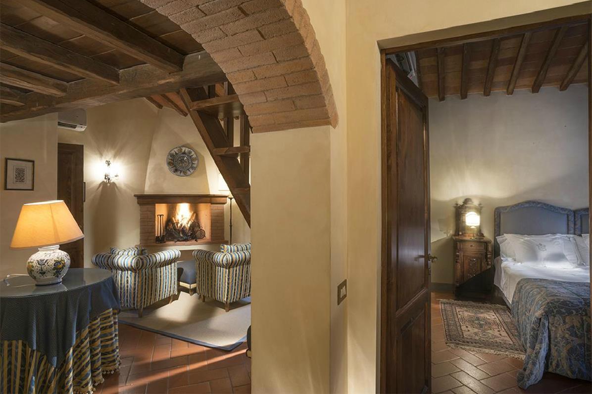 Castello di Spaltenna – Exclusive Suite