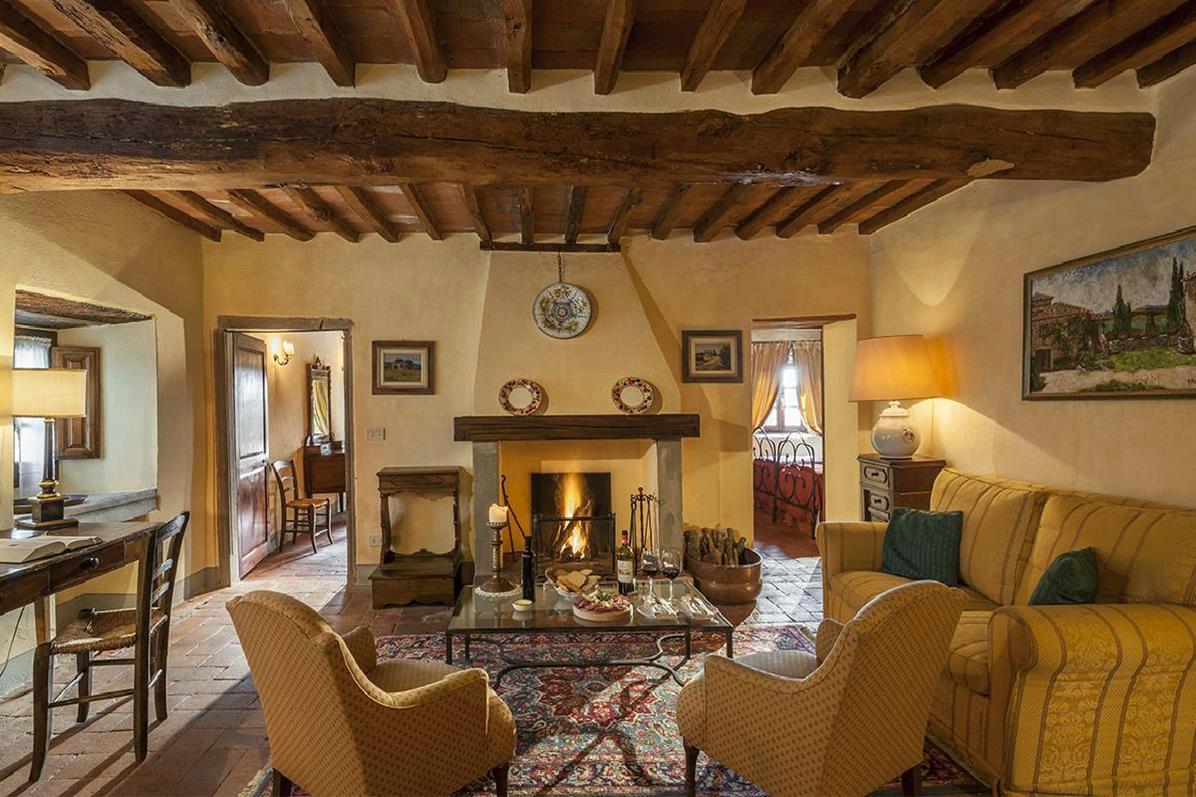 Castello di Spaltenna – Family Suite